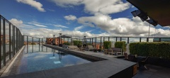 BOG Hotel - Rooftop pool & bar