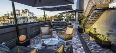 Luciano K Hotel - Terrace Restaurant