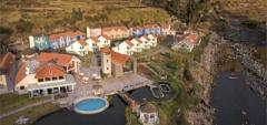 Aranwa Pueblito Encantado del Colca - Aerial View
