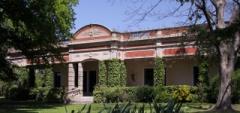 Estancia El Ombu - main house