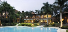 The Iguazu Grand Spa Resort and Casino - Pool & grounds