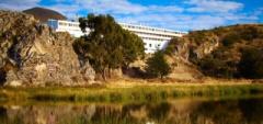 Hotel Libertador - External View