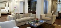 Algodon Mansion - Reception room