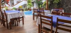 Albemarle Galapagos Boutique Hotel - Restaurant