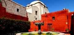 Santa Catalina Convent, Arequipa