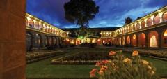Belmond Hotel Monasterio - Courtyard
