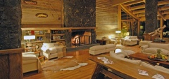 Hotel Cumbres Patagonicas - Bar lounge