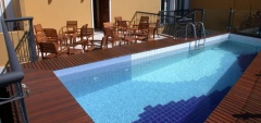Casa do Amarelindo - Rooftop pool