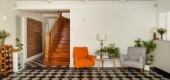 CasaSur Charming Hotel - living area