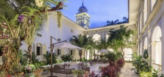 Hotel de Parque - Courtyard