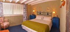 Hosteria La Casa de Eugenia - Bedroom