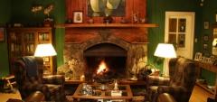 Hosteria La Casa de Eugenia - Lounge
