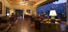 Inkaterra Hacienda Urubamba - Lounge