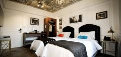 Hotel Clasico - Twin Bedroom