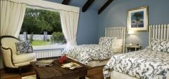 Casa Los Sauces - Twin bedroom