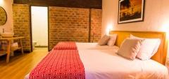 The Lot Boutique Hotel - Suite Bedroom