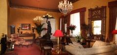 Mansion del Angel - Lounge area