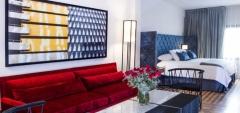 Luciano K Hotel - Suite Bedroom