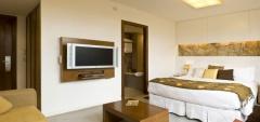 The Mine Hotel - Bedroom