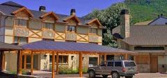 Hosteria Monteverde - Entrance