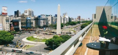 NH Tango Hotel - Obelisk view