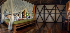Napo Wildlife Ecolodge - Standard cabin