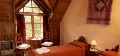 Hosteria El Pilar - Bedroom