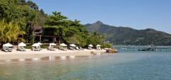Ponta dos Ganchos - Beach