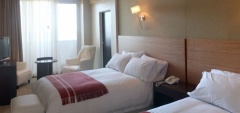 The Rayentray Hotel - Bedroom