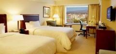 The Sheraton Hotel - Bedroom
