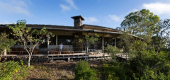 Galapagos Safari Camp - Main Lodge
