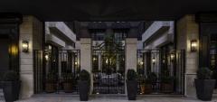 The Singular Santiago Lastarria Hotel - Entrance