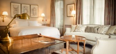 The Singular Santiago Lastarria Hotel - Bedroom