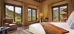 Inkaterra Hacienda Urubamba - Suite Bedroom