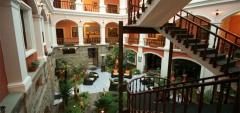 Hotel Patio Andaluz - Internal Garden