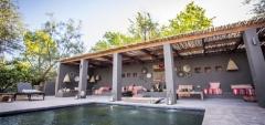 Hotel Desertica - Terrace