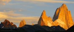 El Calafate and El Chalten - Mt Fitz Roy