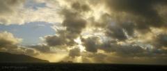 Tierra del Fuego - sunset