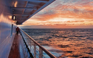 Antarctica Holiday - On board