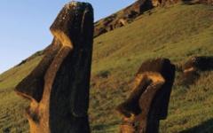 Chile - Easter Island Moai